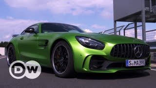 Mercedes AMG GT R - A beast unleashed | DW English - DEUTSCHEWELLEENGLISH