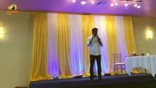 T TDP Leader Revanth Reddy Fires On CM KCR in  Dallas Telugu Community Reception | Mango News - MANGONEWS