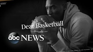 Kobe Bryant Announces Retirement From NBA - ABCNEWS