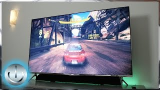 Samsung HDR 4K Smart TV - UN55KS8000 - Review