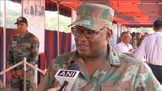Indian, African troops hold joint peacekeeping, demining drills - ANIINDIAFILE