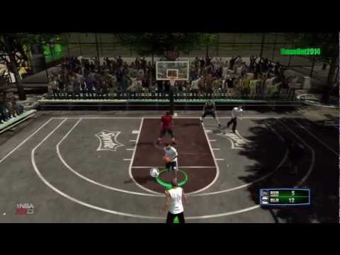 NBA 2K13 Tips: How To Get Putback Dunks! #NBA2K13