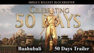 Baahubali 50 Days Trailer - Prabhas, Rana, Anushka - TFPC - TFPC