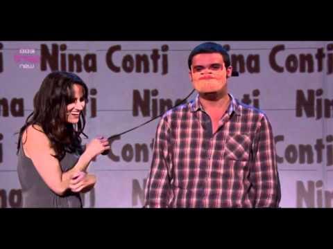 Nina Conti - Hilarious Ventriloquist..!