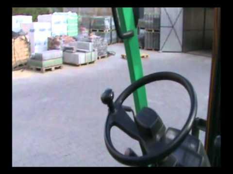 Kurs na wózek widłowy