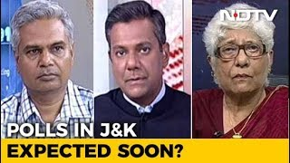 BJP Pulls Out Of J&K Coalition: Will Central Rule Improve Security Situation In Valley? - NDTV