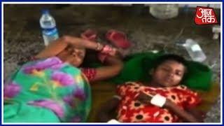 UP में रहस्यमय बुखार का आतंक, स्वस्थ्य सेवा ठप - AAJTAKTV