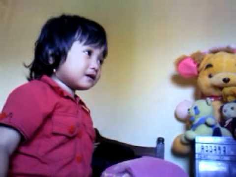 Anak 2 Tahun Nonton Film Sedih
