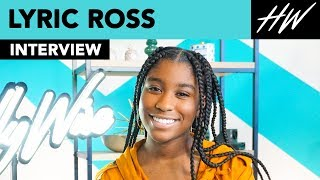 """""""This Is Us"""" Lyric Ross Reveals What It's Like Working With Sterling K. Brown! 