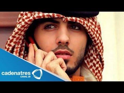 Entrevista con Omar Borkan Al Gala, el árabe expulsado de su país por guapo
