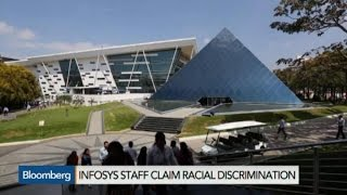 Court Upholds Infosys Discrimination Suit - BLOOMBERG