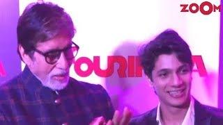 'Thugs Of Hindostan' star Amitabh Bachchan LAUNCHES Avitesh Shrivastava's single & more! - ZOOMDEKHO
