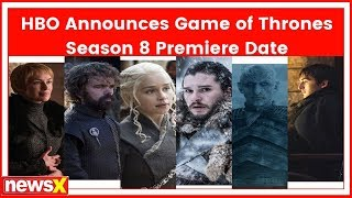 Winter is finally here! Game of Thrones Season 8 Premiere Date, Details and What to Expect - NEWSXLIVE