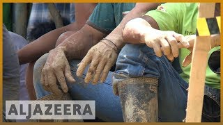 🇵🇭 Typhoon Mangkhut: Illegal mining linked to landslides | Al Jazeera English - ALJAZEERAENGLISH