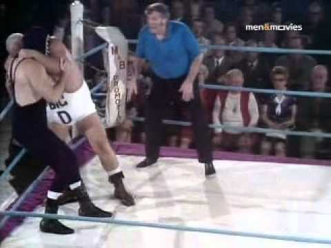 World Of Sport - Big Daddy vs Kendo Nagasaki