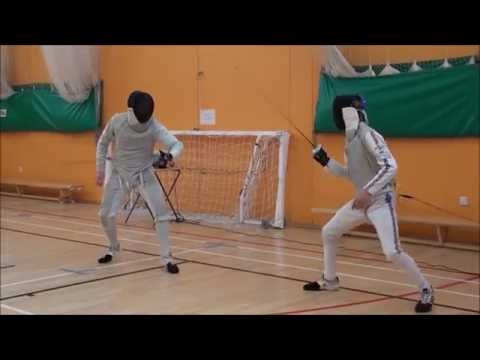 Yorkshire Team Foil 2016 Final and presentation
