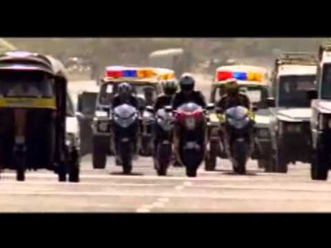 Dhoom Chase Scene Remix