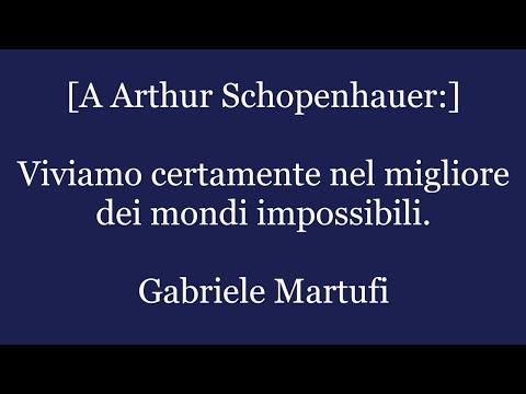 Aforismi di Arthur Schopenhauer, O si pensa o si crede, Scritti sulla religione, L'arte di insultare
