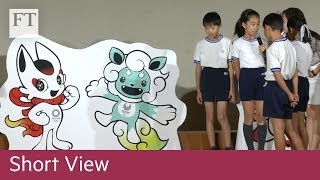 Olympic mascots and the Jasdaq boom | Short View - FINANCIALTIMESVIDEOS