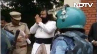गुरमीत राम रहीम को उम्रकैद की सजा - NDTVINDIA