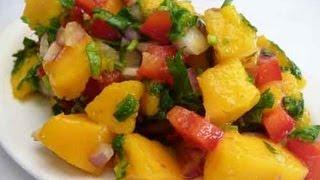 Mango Salad..