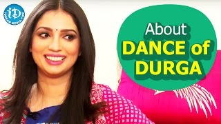 Story Behind The 'Dance of Durga' - Kanika Dhillon || Talking Movies with iDream - IDREAMMOVIES