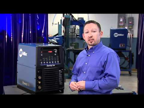 Miller Dynasty® and Maxstar® TIG Welder Set-up and Operation