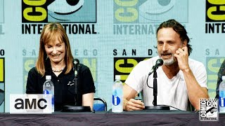 The Walking Dead: 'Andrew Lincoln Remembers the First Shot' Comic-Con 2017 Panel - AMC