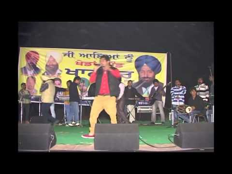 Gurinder Rai Live Khanpur Tournament Nov 2013