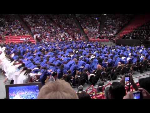 Eastwood High School Class of 2012 Graduation Flash Mob