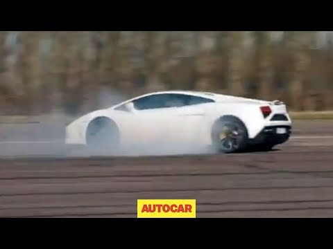 2013 Lamborghini Gallardo vs ESP - autocar.co.uk