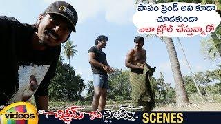 Darshan & Krishna Prakash Troll Vijay Chendoor | Chitram Kadhu Nijam Scenes | Pallavi | Mango Videos - MANGOVIDEOS