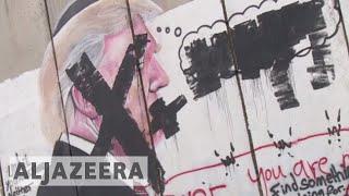 Palestinians boycott Mike Pence's visit to Israel - ALJAZEERAENGLISH