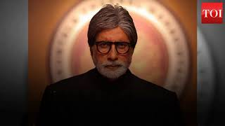 Amitabh Bachchan dismisses reports of his Kolkata accident on Twitter - TIMESOFINDIACHANNEL