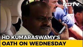 No Rotational Chief Ministership Arrangement With Congress: Kumaraswamy - NDTV