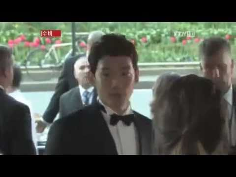 [Rain (Bi) News]110427 YTN_Rain @ TIME100 Party in New York