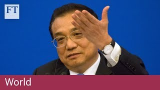Chinese premier pledges pro-business measures in response to US tariffs - FINANCIALTIMESVIDEOS