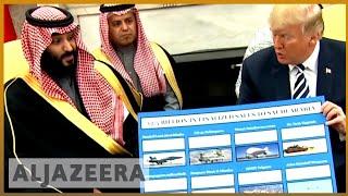 🇸🇦🇺🇸 Trump and Mohammed bin Salman meet in White House | Al Jazeera English - ALJAZEERAENGLISH