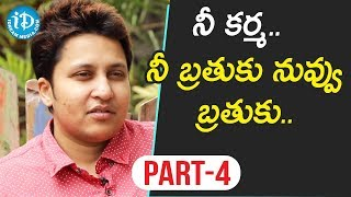 Comedian Snigdha Exclusive Interview - Part #4|| Talking Movies With iDream - IDREAMMOVIES