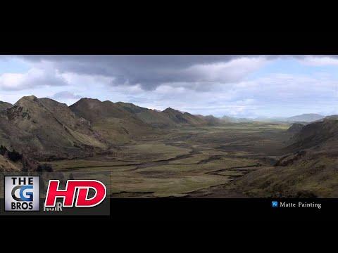 """CGI VFX Showreels HD: """"Matte Painting w/Breakdowns"""" by Jeremy Flandrin"""