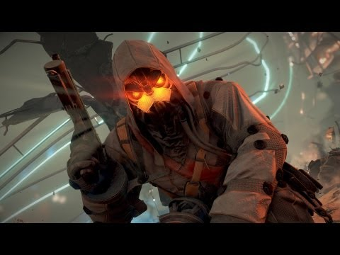 Killzone Shadow Fall PS4 Tech Demo