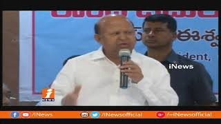 All Parties BC Leaders participate National OBC Federation RoundTable Meeting In Hyderabad | iNews - INEWS