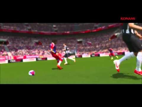 PES 2015 (Pro Evolution Soccer 2015) Trailer (PC Download)