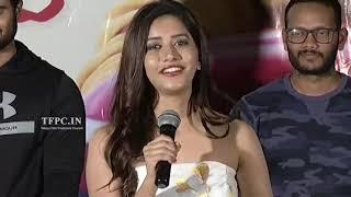 Nannu Dochukunduvate Movie Thanks Meet | Sudheer Babu | Nabha Natesh | TFPC - TFPC