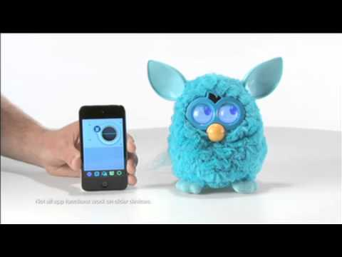 New Furby 2012 - Overview