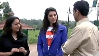 Nargis Fakhri visits Nagarahole National Park to support Save Our Tigers Campaign - NDTVINDIA