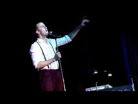 Gavin Creel sings Somethings Coming at Club Med with Seth Rudetsky