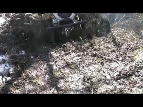 MOTOCULTOR DIESEL BSR 1100 AE