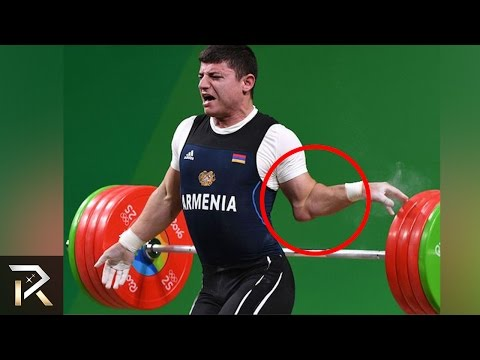 top 10 craziest moments from athletes caught on television