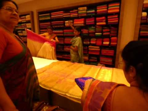 Saree selection video guide for men - part 2